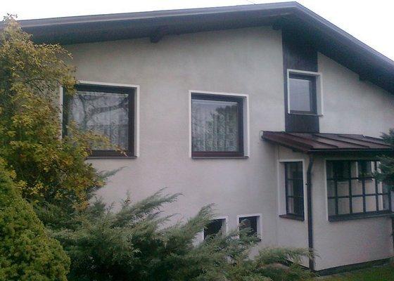 Výměna oken v RD