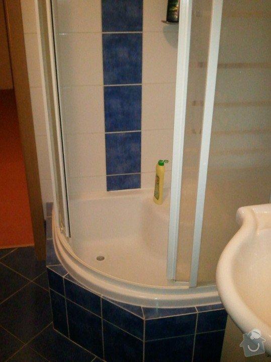 Odstranění dveří v sádrokartonové předsadbě a designová úprava - půdní vestavba: pred03