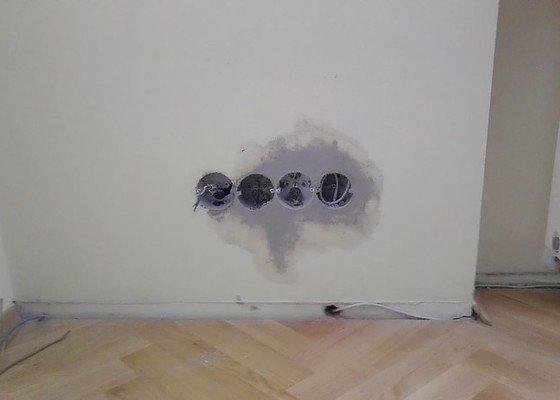 Elektrikářské práce v domácnosti