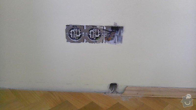 Elektrikářské práce v domácnosti: IMAG1590