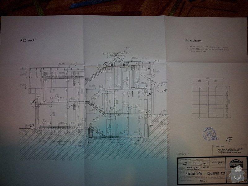 Střecha - Tesařské práce: 20130223_235102