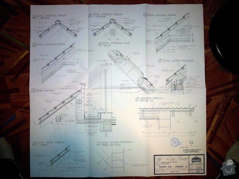Střecha - Tesařské práce: 20130224_000024