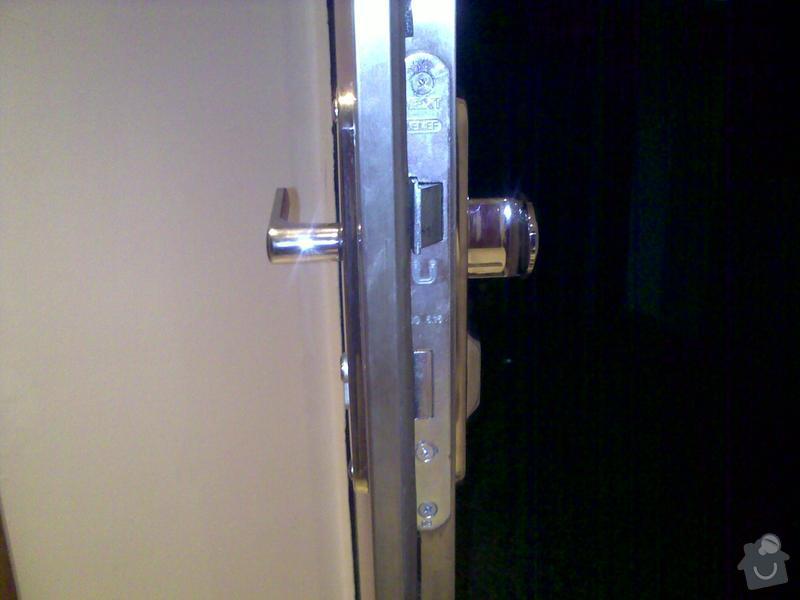 Montáž bezpečnostního kování: 15032013323