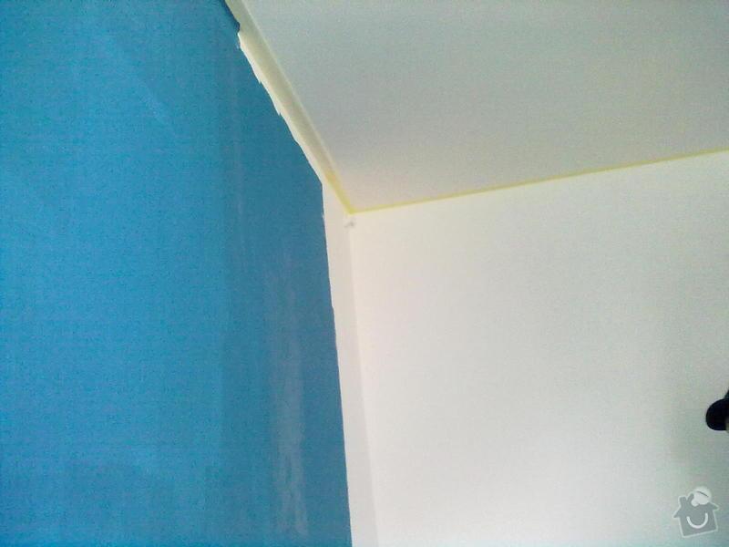 Malba barvou v dome: 200120111999