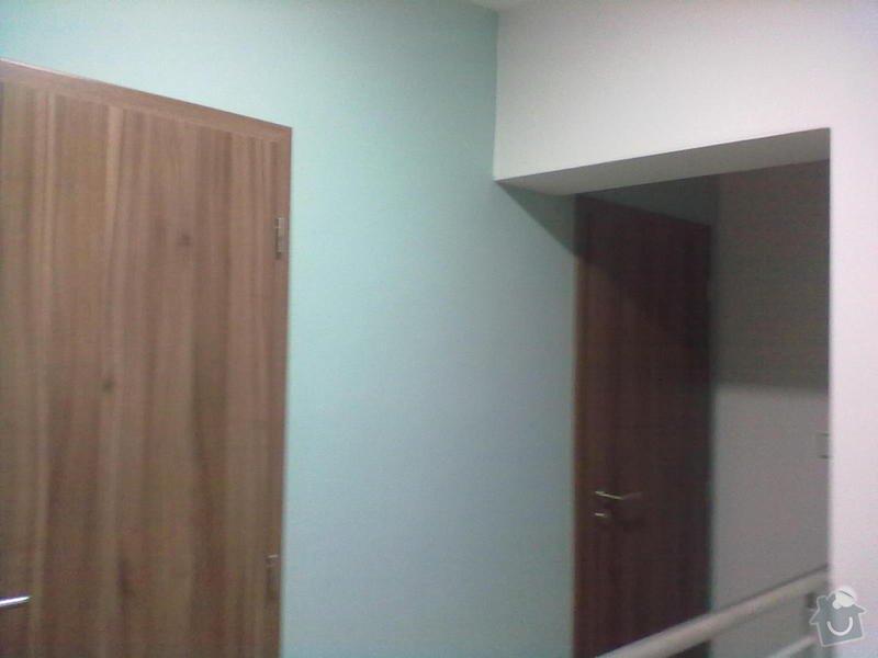 Malba barvou v dome: 200120112002