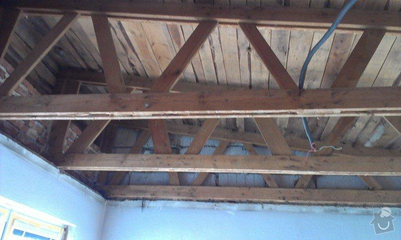 Kompletní rekonsrukce Pultové střechy: IMAG0065