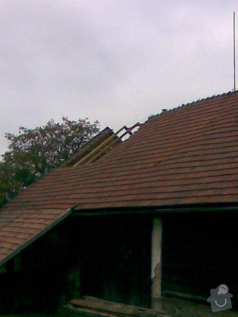 Oprava střechy v Samařově: Samarov_6