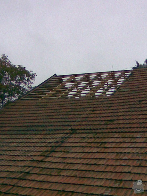 Oprava střechy v Samařově: Samarov_7
