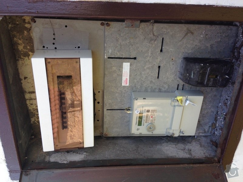Příprava elektroměru pro osazeni HDO: obrazek