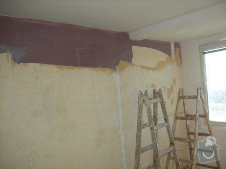 Rekonstrukce kuchyně, obývacího pokoje a ložnice: DSCF2873