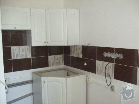 Rekonstrukce kuchyně, obývacího pokoje a ložnice: DSCF2927