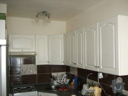 Rekonstrukce kuchyně, obývacího pokoje a ložnice: DSCF3284