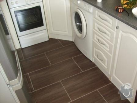 Rekonstrukce kuchyně, obývacího pokoje a ložnice: DSCF3288