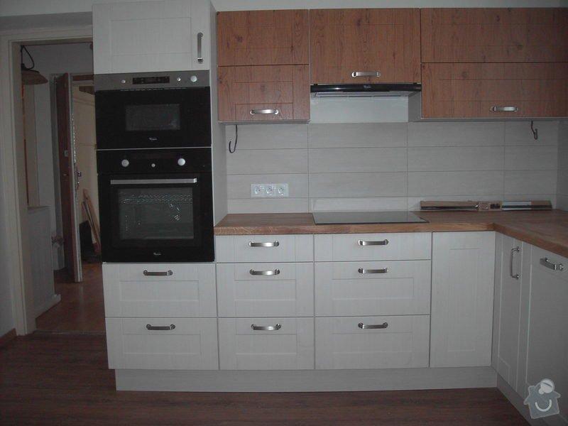 Rekonstrukce bytu + kuchyňská linka: PICT2743