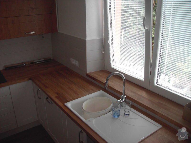 Rekonstrukce bytu + kuchyňská linka: PICT2744