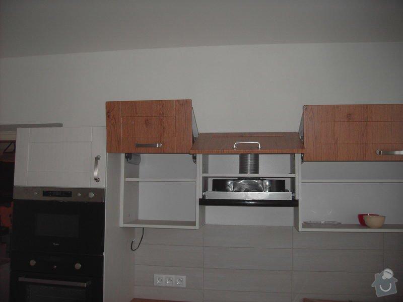 Rekonstrukce bytu + kuchyňská linka: PICT2746