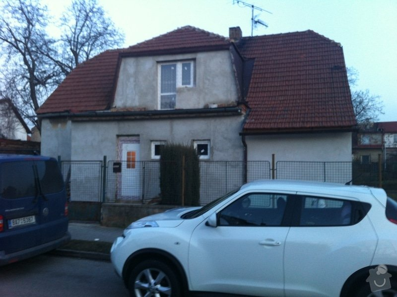 Rekonstrukce strechy: image