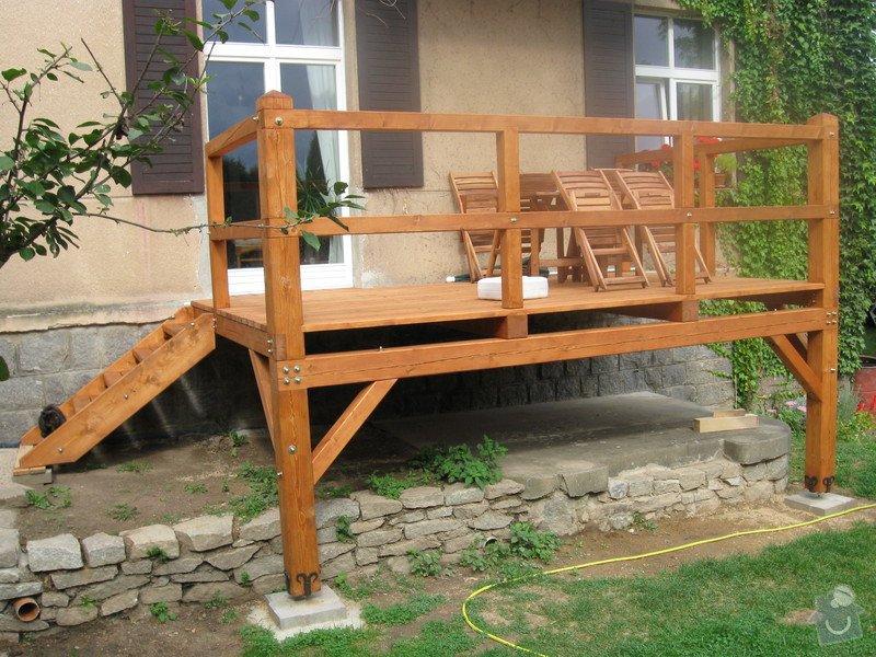 Obytná terasa rodinného domu: IMG_0497