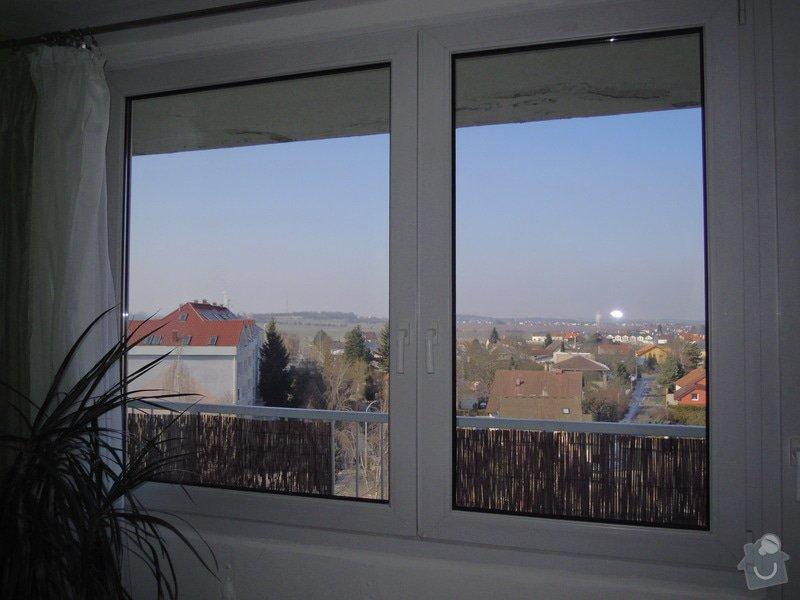 Žaluzie do oken a balkonových dveří, vnitřní: DSCN4281
