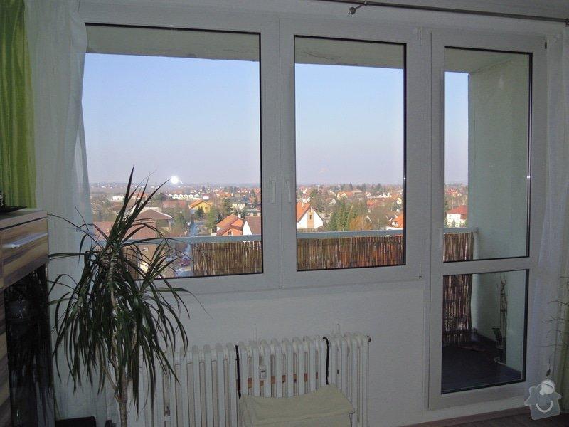 Žaluzie do oken a balkonových dveří, vnitřní: DSCN4279