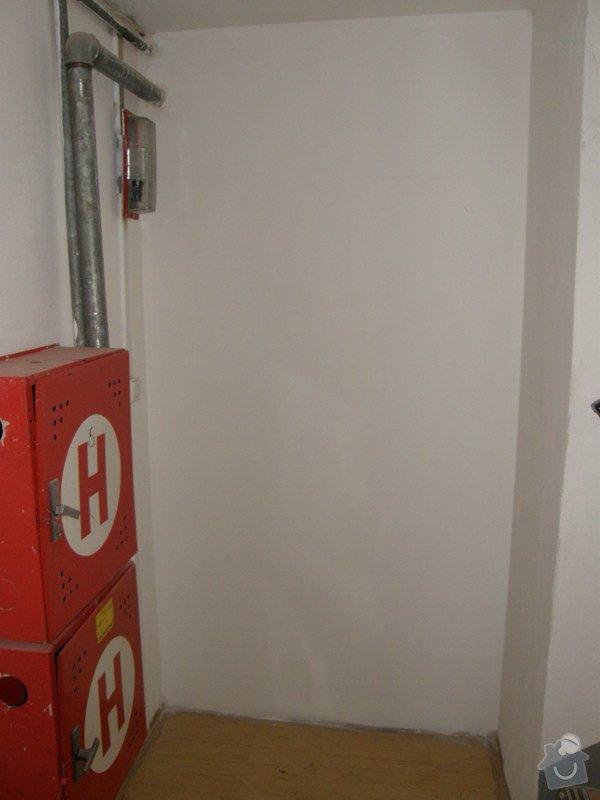 Přístavba chodby v panelovém domě: Chodba_nahled005