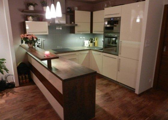 Kuchyně,interiéry a služby bytového Architekta