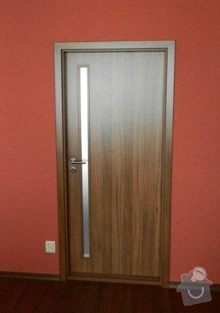 Kuchyně,interiéry a služby bytového Architekta: realizace_dvere_2012_alice_a