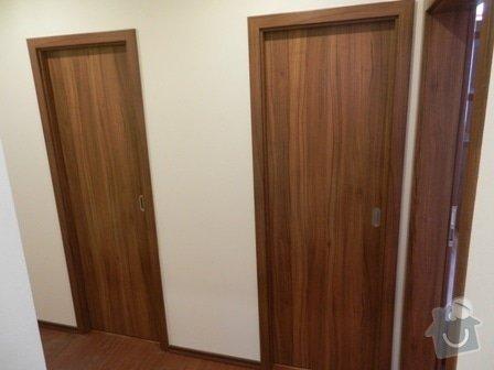 Kuchyně,interiéry a služby bytového Architekta: realizace_dvere_2012_alice_b