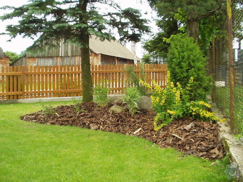 Rekonstrukce zahrady: 251