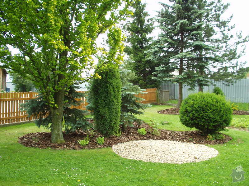 Rekonstrukce zahrady: 249