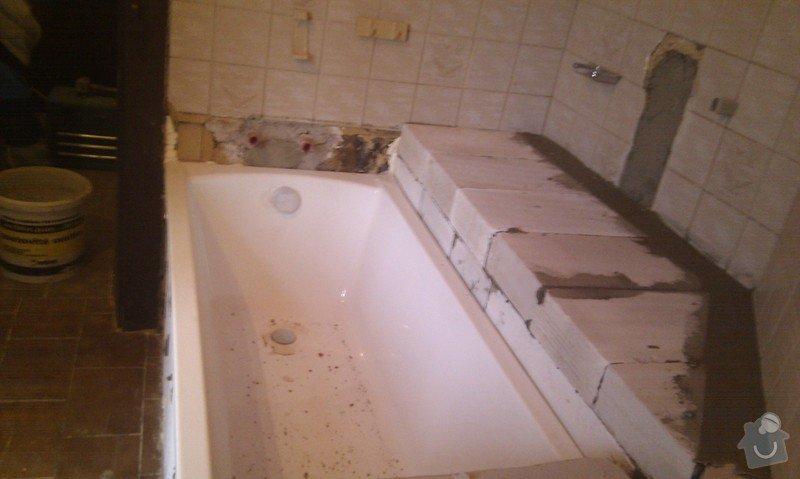 Rekonstrukce vany v koupelně: IMAG0189