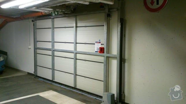 Pravidelný servis garážových vrat: DSC_0479