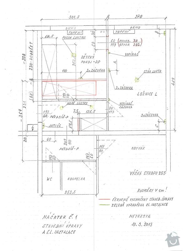 Částečná rekonstrukce panelového bytu: Scan_Pic0014