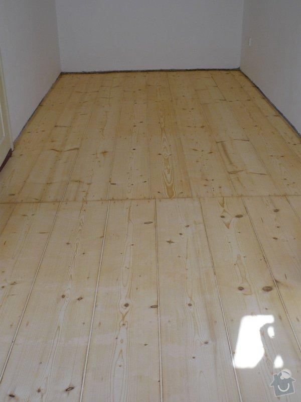 Repase dřevěné podlahy: P1010166