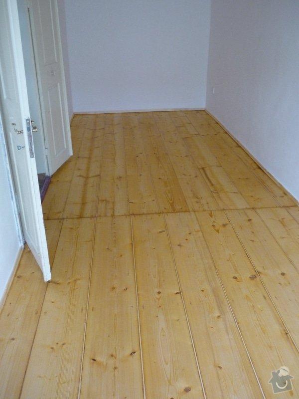 Repase dřevěné podlahy: P1010167