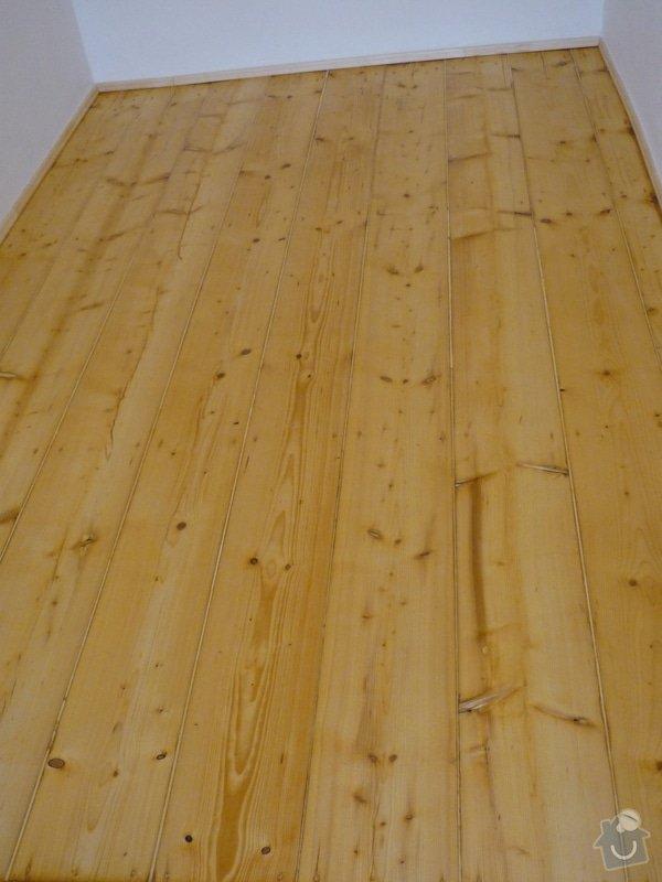 Repase dřevěné podlahy: P1010169
