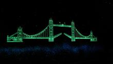 Malovaní Tower Bridge