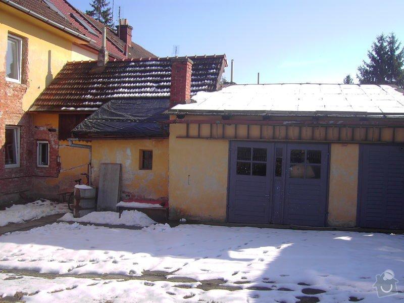Rekonstrukce střechy: PICT5212