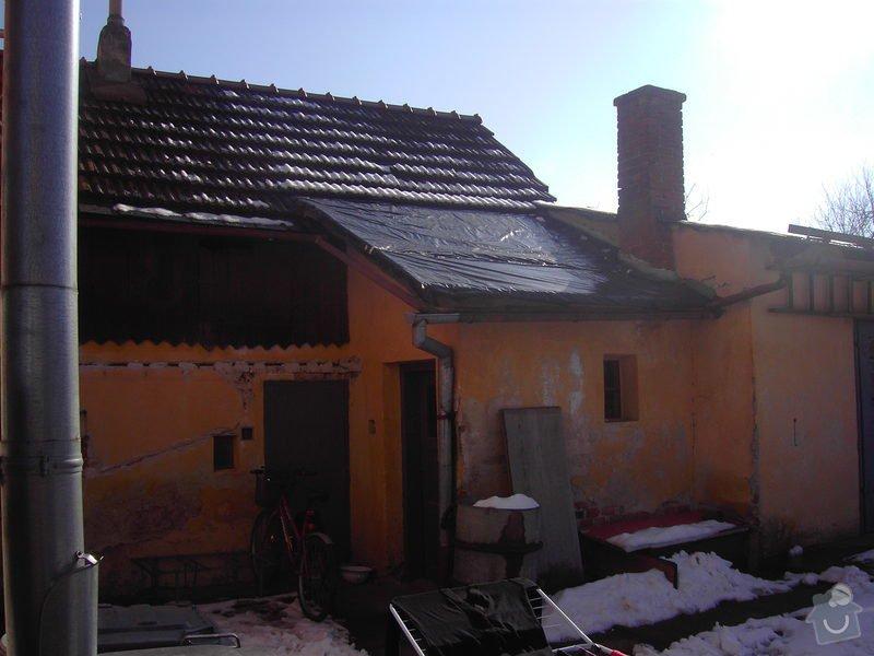 Rekonstrukce střechy: PICT5211