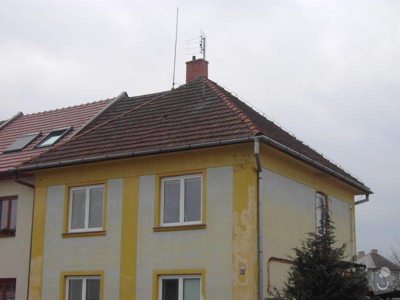 Rekonstrukce střechy: PICT5131