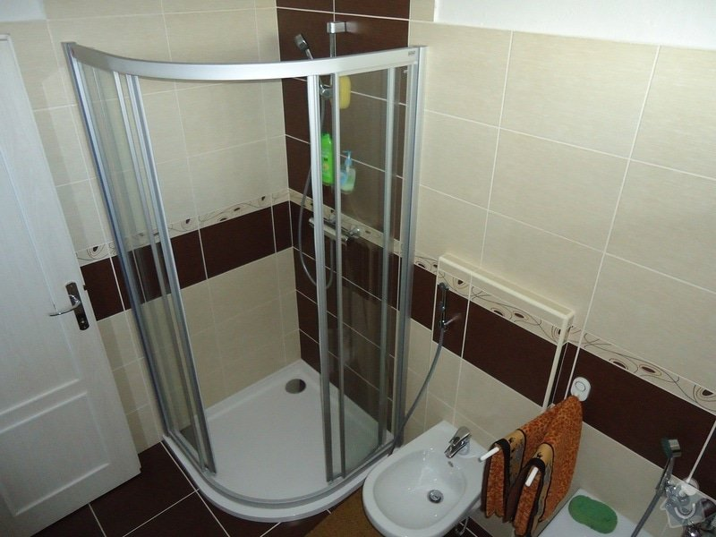 Rekonstrukce koupelny: DSC02894