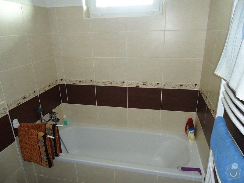 Rekonstrukce koupelny: DSC02896