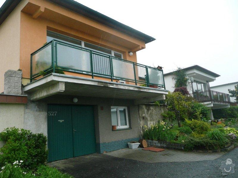 Oprava balkonu rodinneho domu: P1030419
