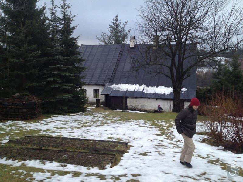 Rekonstrukce střechy rekreační chalupy v Tanvaldu: IPhone_682