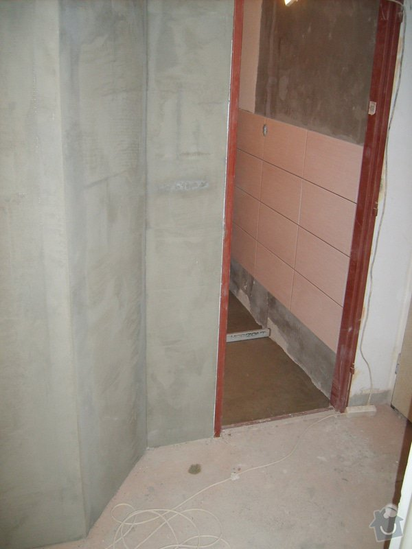 Rekonstrukce dvou bytových jáder: O._9_