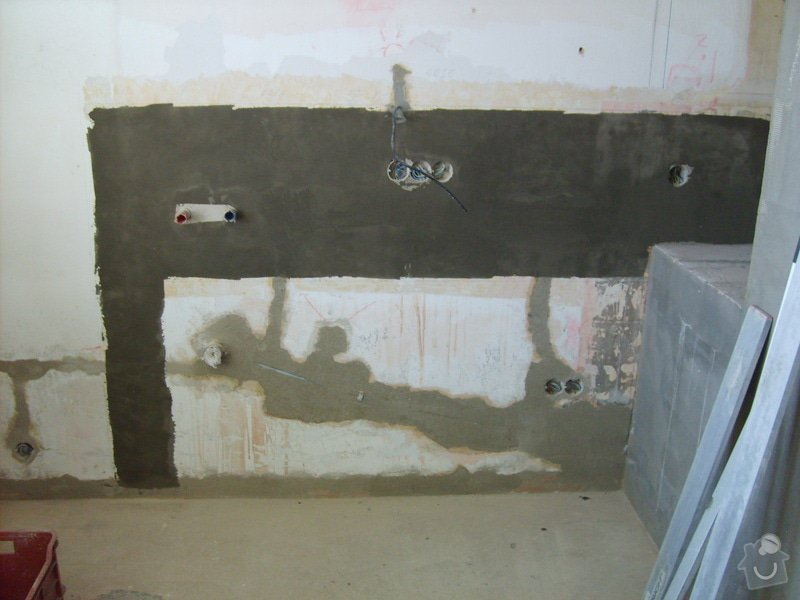 Rekonstrukce dvou bytových jáder: O._13_