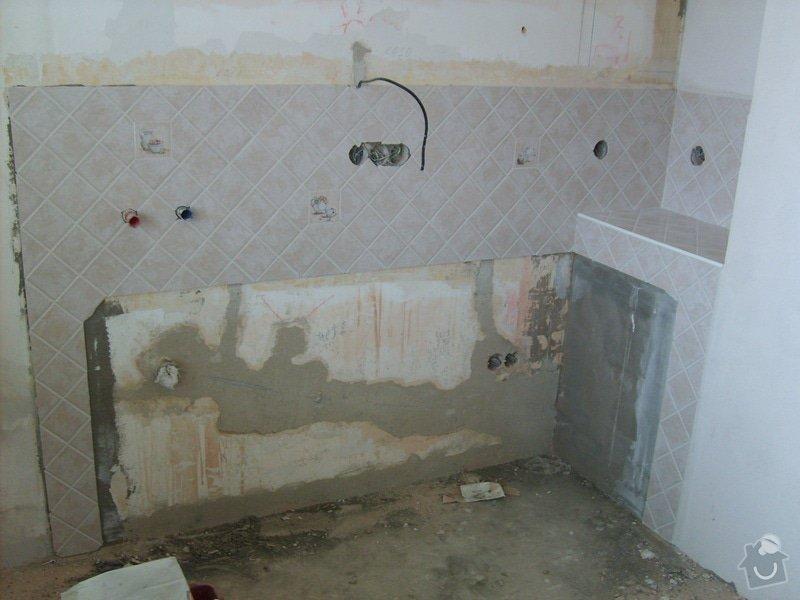 Rekonstrukce dvou bytových jáder: O._19_
