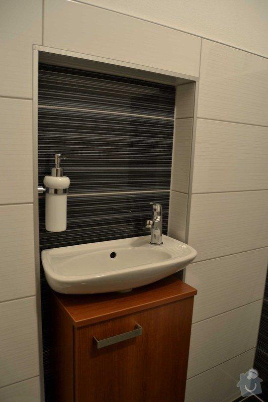 Rekonstrukce koupelna a Wc: 1