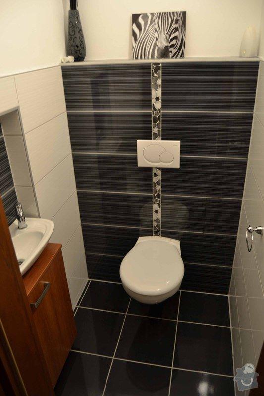 Rekonstrukce koupelna a Wc: 2