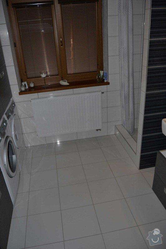 Rekonstrukce koupelna a Wc: 4